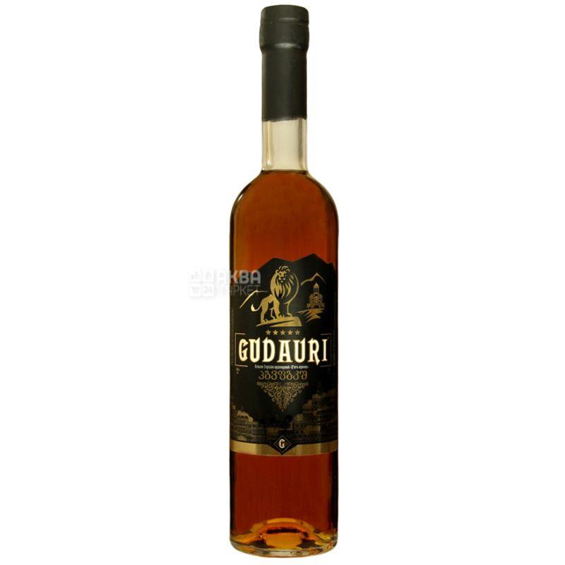 Gudauri, Коньяк 5 звезд, 0,5 л