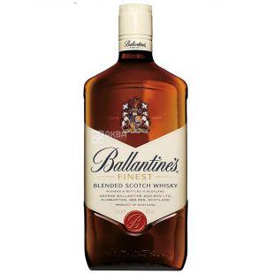 Ballantine's Finest, Виски 40%, 1 л