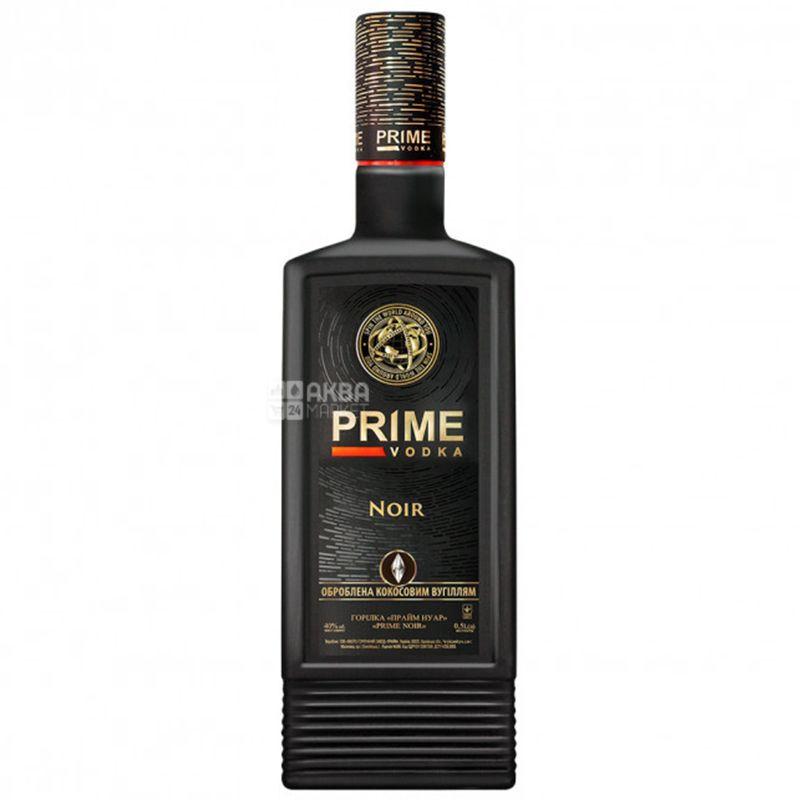Prime Noir, Водка, 40 %, 0,5 л
