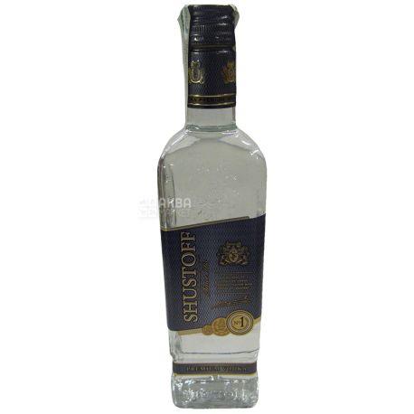 Shustoff №1 Silver Премиум, Водка особенная, 0,5 л