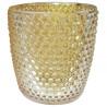 Склянка Сота Золото, 300 мл, скло, ТМ Olens