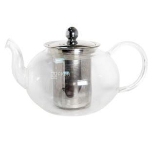 Чайник заварочный с металлическим ситечком, 1500 мл, ТМ Olens