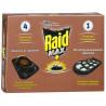 Raid, приманка для тараканов с регулятором размножения, 4+1