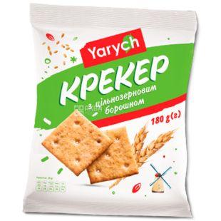 Yarych, крекер цільнозерновий, 180 г, м/у