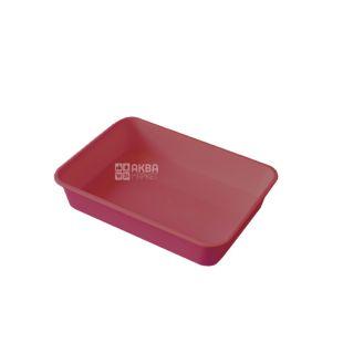 Tray for kitchen of 255х190х50 mm, allsorts, TM Krion Plus