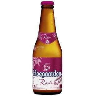 Hoegaarden Rosee, Пиво светлое со вкусом малины, 0,25 л