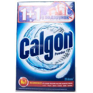 Calgon, Water Softener, 1 + 1, 2 kg
