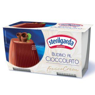 Sterilgarda, Пудинг шоколадний, 2Х100 г