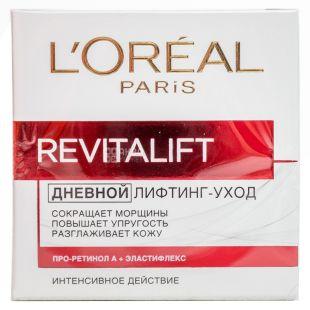 L'Oreal Paris Revitalift, Крем Дневной лифтинг-уход, 50 мл