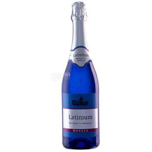 Latinium Вино игристое, Белое полусладкое, 0,75 л
