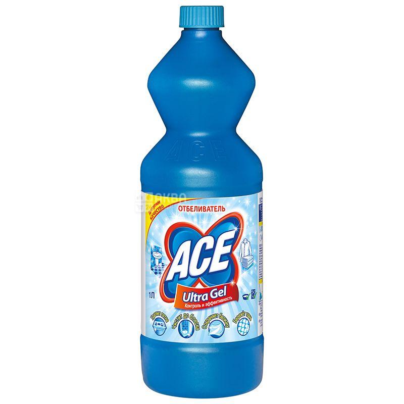 Ace Automat Ultra, 1 л, Гель відбілювач