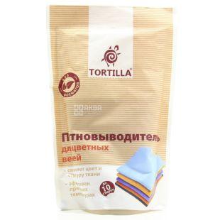 Tortilla, Средство для удаления пятен, для цветных тканей, 200 г