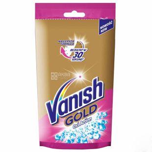 Vanish Gold Oxi Action, Густой гель-пятновыводитель, 100 мл