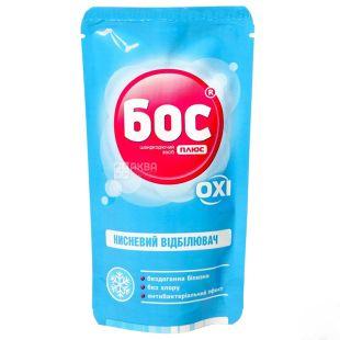 Bleach gel, oxygen for white fabrics, 100 ml, TM Boss plus