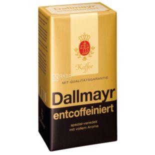 Dallmayr Prodomo Entcoffeiniert, 500 г, Кава мелена без кофеїну Далмайер Промодо