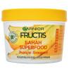 Garnier Fructis Superfood Банан, Маска для волосся, Екстра живлення для дуже сухого волосся, 390 мл