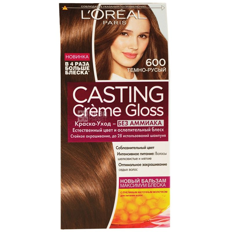 casting creme gloss 600