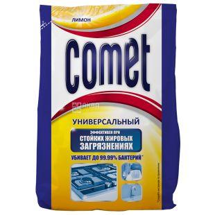 Comet, Scouring Powder, Universal, Lemon, 400 g