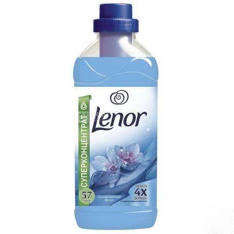 Lenor, Кондиціонер для білизни, Скандинавська весна, 2 л
