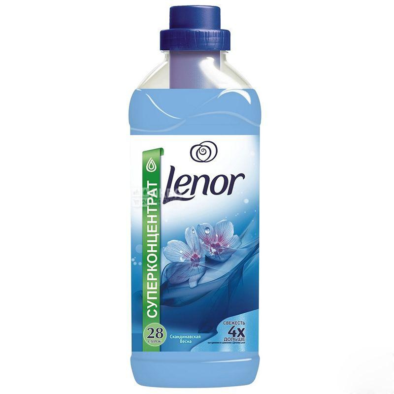 Lenor, Кондиціонер для білизни, Скандинавська весна, 1 л