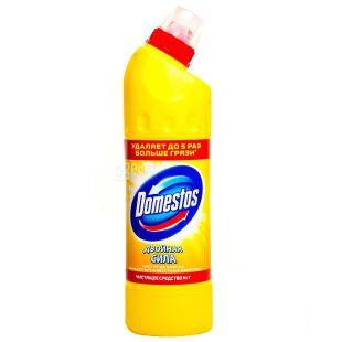 Domestos Лимонная Свежесть, Средство универсальное для уборки, 500 мл