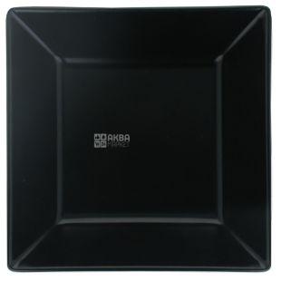 Ipec Tokyo, Салатник квадратный черный, 17х17 см