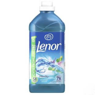Lenor Golden Orchid, Fabric softener, 1.8 l