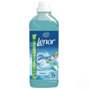 Lenor Cool Ocean, Fabric softener, 930 ml
