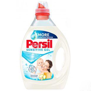 Persil Sensitive, washing gel, 2 l