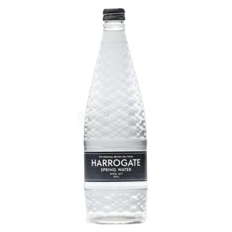 Harrogate, 0,75 л, Харрогейт, Вода минеральная негазированная, стекло