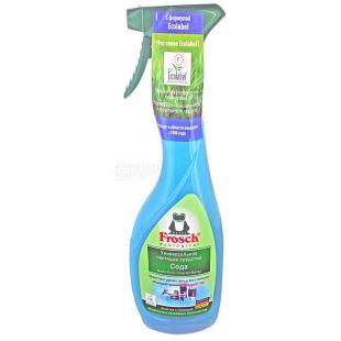 Frosch, Средство для чистки на основе соды, Спрей, 500 мл