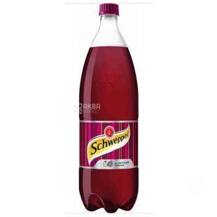 Schweppes Pomegranate, Напиток газированный, Дерзкий Гранат, 1 л