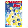 Bref Duo-Active, Block for toilet, 4 * 50 ml