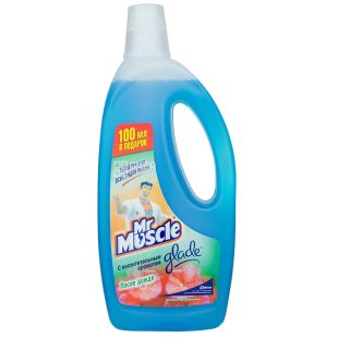 Mr. Muscle, After the Rain, Floor Cleaner, Universal, 750 ml