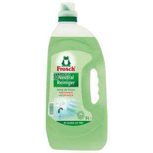 Frosch, neutral cleanser, 5 l