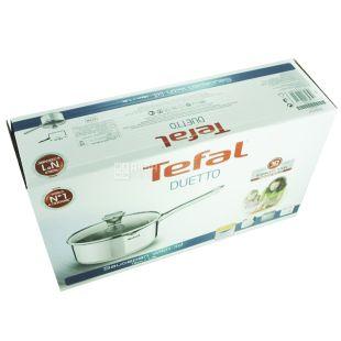Tefal Duetto, Ковш, нержавеющая сталь, 18 см, 1,9 л