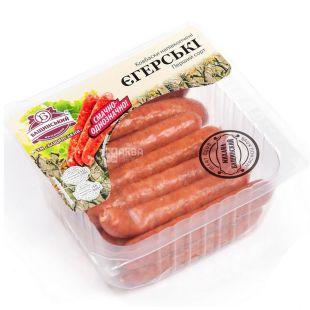 Бащинский Колбаски полукопченые Егерские, 1с, 240 г