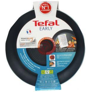 Tefal Early Сковорода с антипригарным покрытием, 24 см