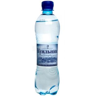 Куяльник, Вода газированная, 0,5 л