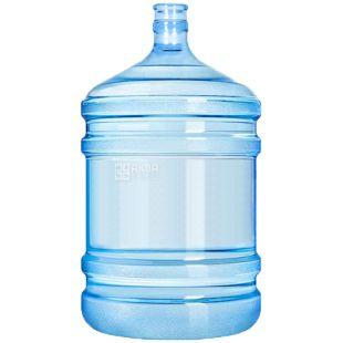 Бутыль для воды с ручкой, 18,9 л, поликарбонат