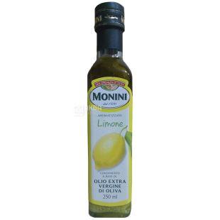 Monini Extra Vergine, Limone, Оливковое масло с лимоном, 250 мл