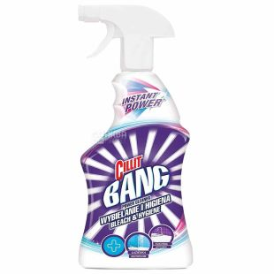 Cillit Bang Bleach&Higien, Засіб антибактеріальний, спрей, 750 мл