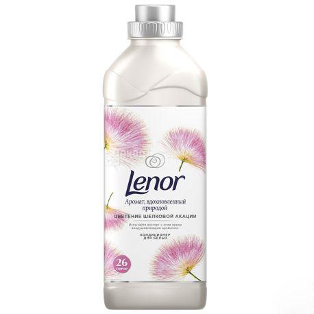 Lenor Цвітіння шовкової акації, Кондиціонер для білизни, 910 мл
