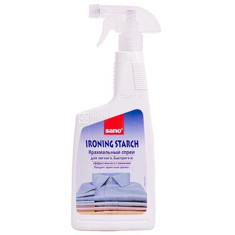 Sano Iron Easy, Підкрохмалювач для тканини, 700 мл