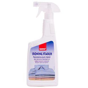 Sano Iron Easy, Подкрахмаливатель для ткани, 700 мл