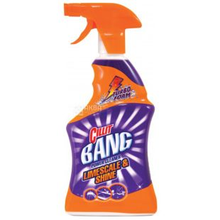 Cillit Bang, Anti-scale agent, Universal, Spray, 750 ml