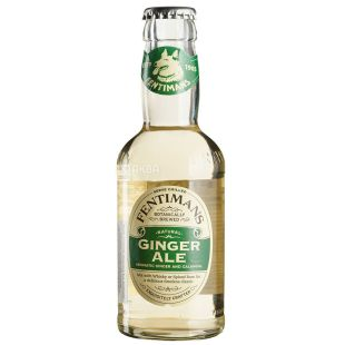 Fentimans Ginger Ale, Імбирний ель, безалкогольний, 0,2 л