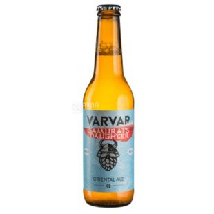 Varvar Samurais Daughter, Rice Ale, 0.33 L, TM Varvar