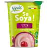 Sojade So Soya Cherry Organic, 125 г, Сояде, Йогурт соєвий органічний, вишня, без глютену і лактози