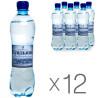 Куяльник, Вода газированная, 0,5 л, упаковка 12 шт.